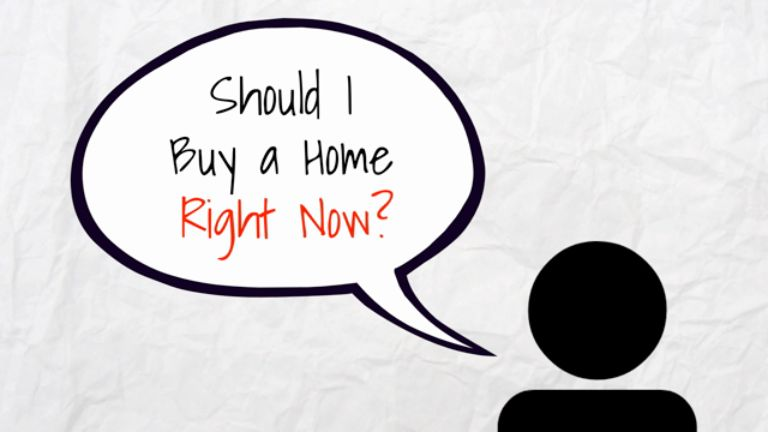 Should I Buy a Home Right Now?
