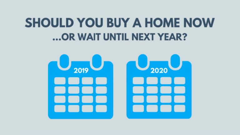 Should You Buy a Home Now or Wait Until Next Year?