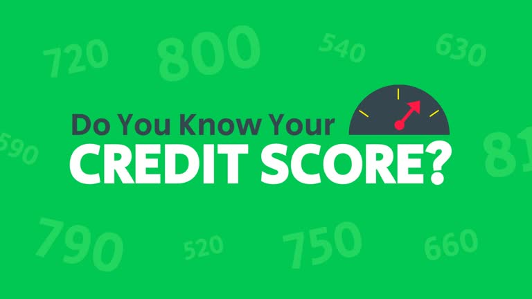 Do You Know Your Credit Score?