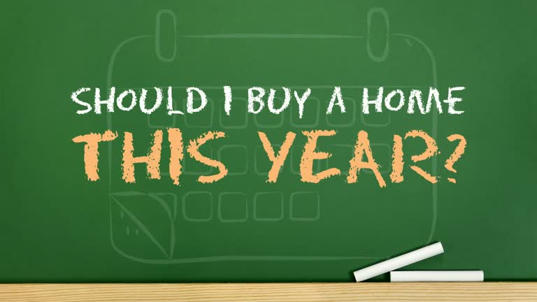 Should I Buy a Home This Year?