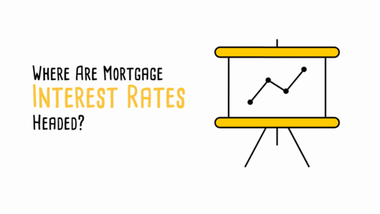 Where are Mortgage Interest Rates Headed