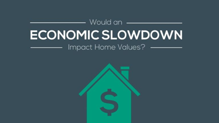 Would an Economic Slowdown Impact Home Values?