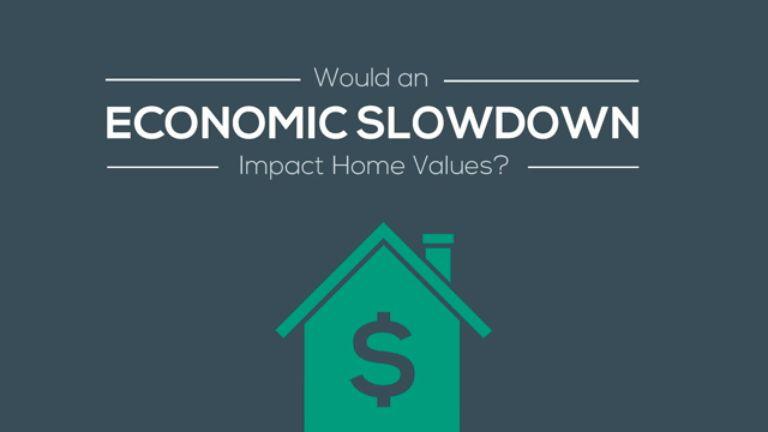 Would an Economic Slowdown Impact Home Values?